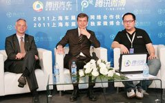 朗博文:标致将结合中国市场推混合动力车