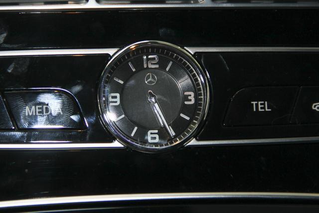 北京奔驰新E级长轴距版上市 售43.68-49.98万
