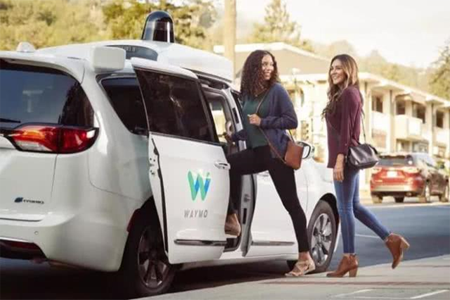 雷诺、日产与WAYMO签署协议   共同探索无人驾驶出行服务
