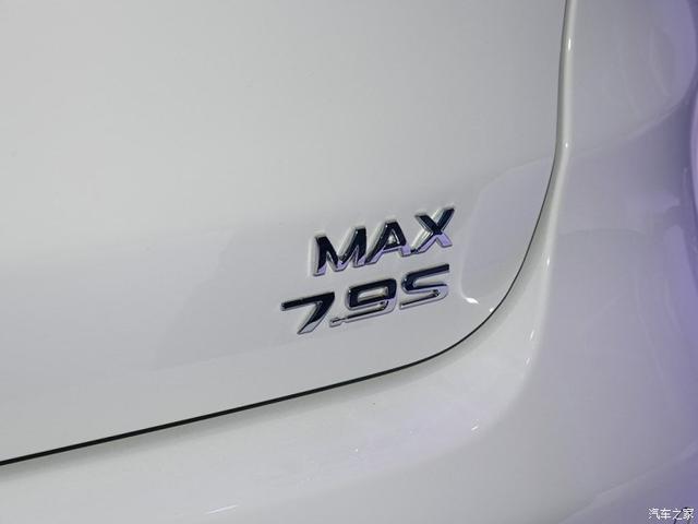 比亚迪 宋MAX新能源 2018款  根本型