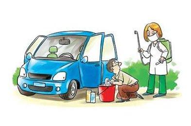 秋季汽车保养需及时 八大要点需关注