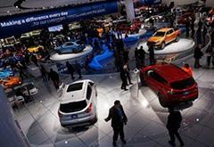 全球汽车制造商拟向电动汽车投资至少900亿美元