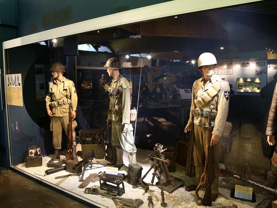 诺曼底战役纪念馆