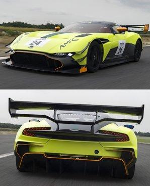 世界上最快最稀有的汽车 阿斯顿马丁火神