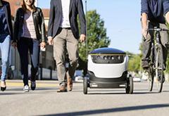 戴姆勒布局智能物流 千万美元领投送货机器人