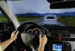 奔驰研发特种噪音技术 抵抗车祸对耳膜冲击
