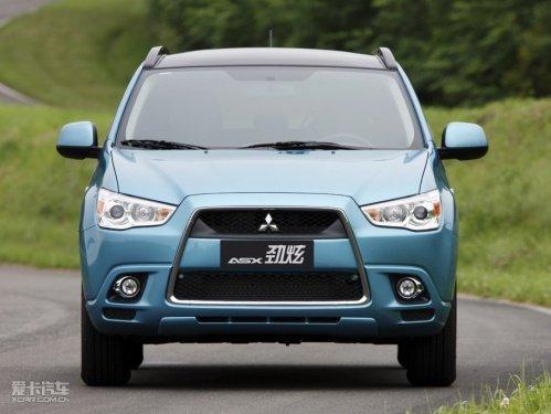 广汽三菱首款国产车型的劲炫-广汽长丰欧酷曼七月上市 搭载两款动力高清图片