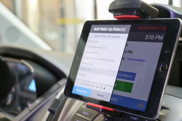 车视点:福特做叫车软件用意何在?