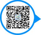 扫描二维码添加活动官方微信为好友