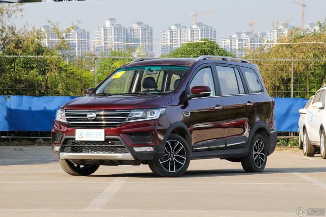 斯威X3新增车型正式上市 售价6.69-7.19万