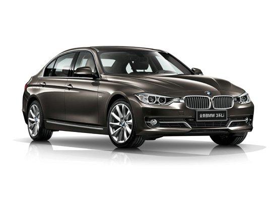 全新一代BMW 3系接受预订 预售价34万元起