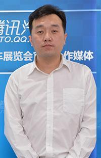华晨汽车集团销售公司副总经理穆天宇