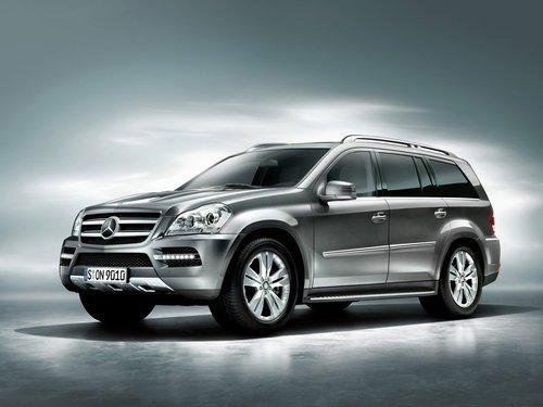 奔驰改款GL-SUV将引进 预计亮相北京车展