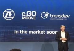 Transdev、采埃孚和 e.GO合创共享自主移动解决方案