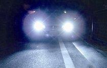 行车灯光使用方法