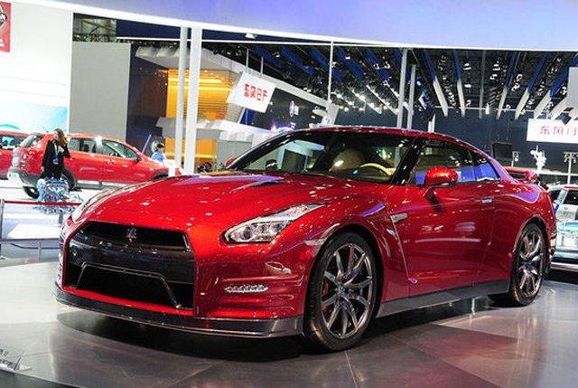 售158-168万元 日产2015款GT-R正式上市