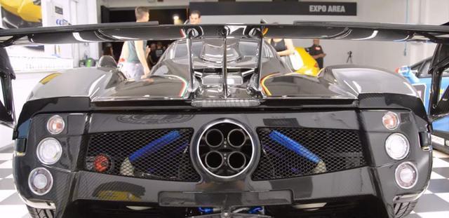 神车再现 帕加尼新Zonda 760 LM终极版推出