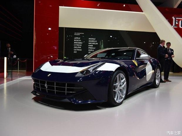 法拉利 F12berlinetta 2017款 6.3L 定制版