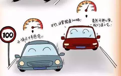 """""""十次事故九次快""""!超速行驶有哪些危害你知道吗?"""