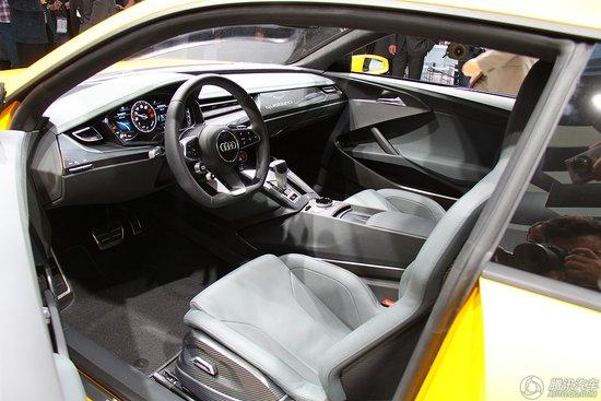 [新车发布]奥迪Sport Quattro概念车亮相
