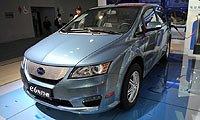 比亚迪:E6纯电动车