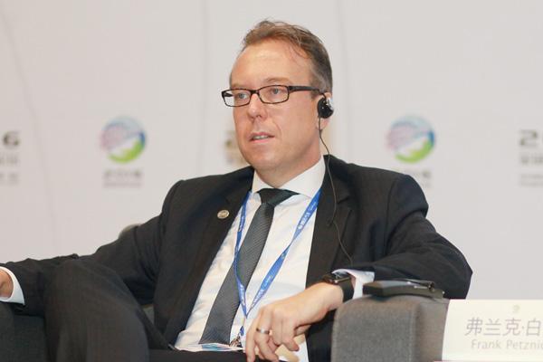弗兰克·白峰:新能源市场将逐渐成为一个生态系统