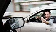 注意事项二:勿慌乱 驾车学会抗干扰