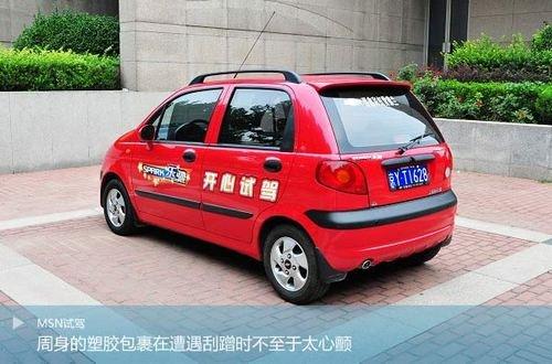 雪佛兰乐驰-12款10万元左右品质可靠合资车型推荐