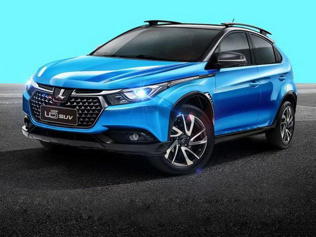 纳智捷U5 SUV——全新小型SUV重磅来袭