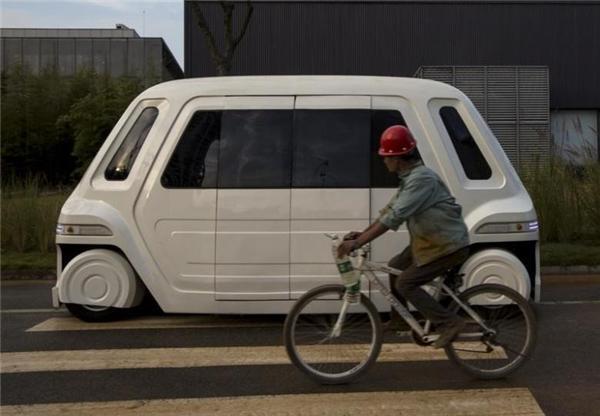 路透社:中国将设立无人驾驶汽车通信标准