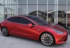 Model 3将于本月试产 但7月量产计划仍遭质疑