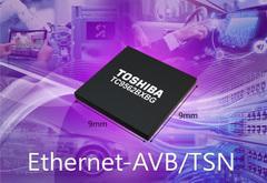 东芝为汽车驾驶舱提供先进以太网功能 推最新以太网桥接IC