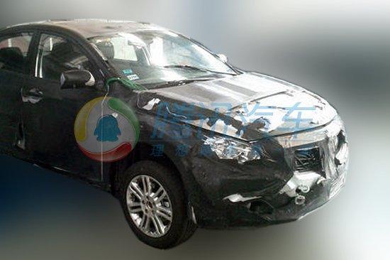 [国内车讯]广汽传祺GA3将于明年7月上市