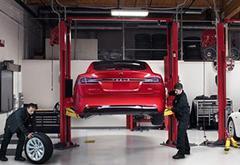 特斯拉车身维修计划更新 未来可降低Model 3维修成本