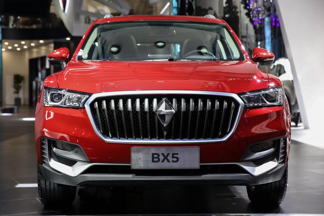 德国宝沃BX7 TS、2018款 BX5重磅上市2017广州国际车展