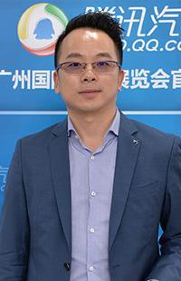 长安PSA销售公司总经理周江