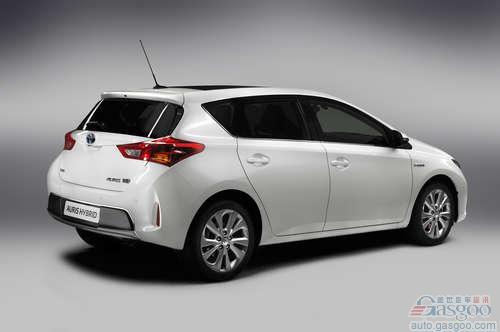 丰田将发布第2代雅力士混动车 亮相巴黎车展