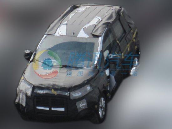 福特全新一代ECO SPORT