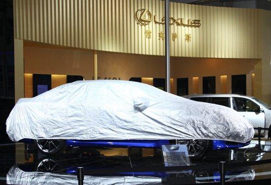 [新车解析]雷克萨斯IS-F高性能运动轿车