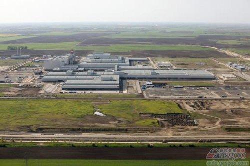 奔驰首家东欧工厂落户匈牙利 投产B级车