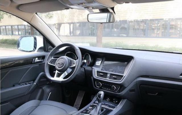 配置动力升级 新款众泰T600运动版10月上市