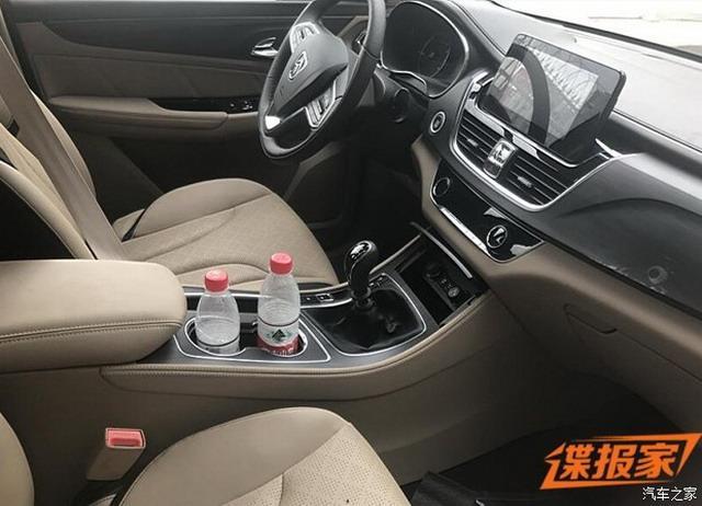 """""""神车""""也推混动 宝骏730 HYBRID谍照曝光"""