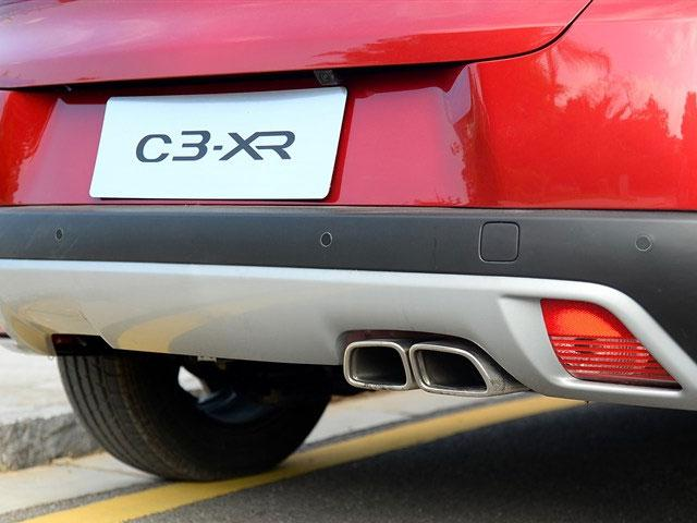 东风雪铁龙C3 XR购车手册 推荐先锋型高清图片