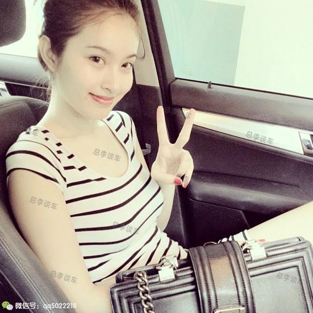 泰国最美变性人奢华座驾曝光_汽车_腾讯网