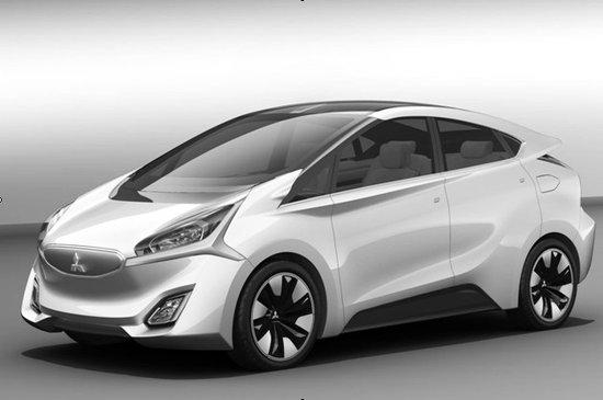[国内车讯]三菱概念车于上海车展中国首发