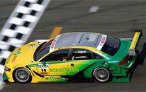 2011赛季DTM冠军――奥迪A4 DTM赛车