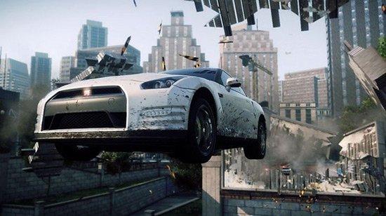 《极品飞车18》11月发布图片