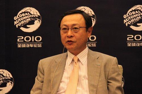 桥本泰昭:日产明年将纯电动车导入中国