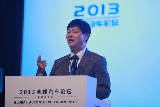 王锡高:中国自主车企仍处艰难探索发展期