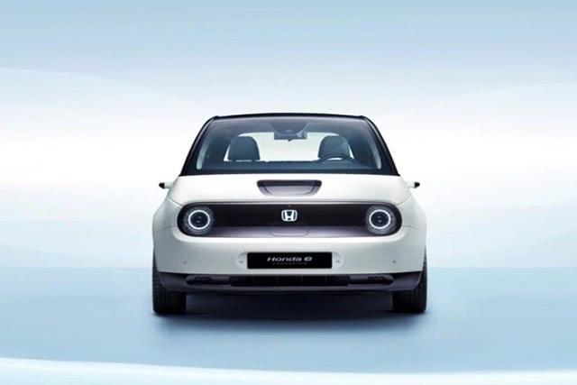 Honda e纯电汽车细节公布